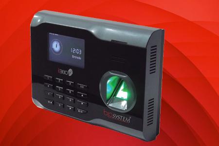 Reloj Biométrico i380