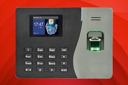 Reloj Biometrico k14 alta durabilidad