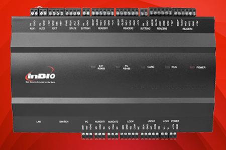 Control de Accesos Tarjeta Electrónica InBio 260
