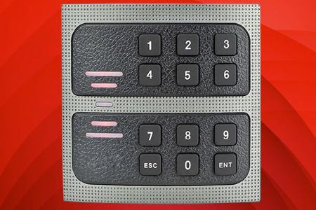 Control Acceso Teclado KR502
