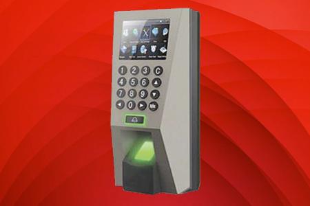 Control de Accesos Biometricos F19