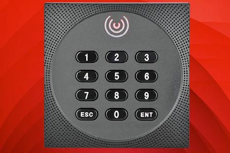 Control de Acceso Por Teclado KR602