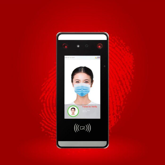 Reloj Biométrico FaceId 360