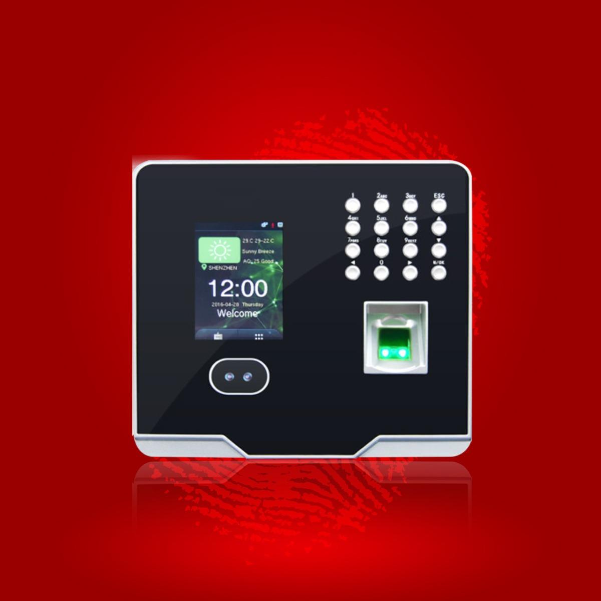 Reloj Biometrico Stylus 680